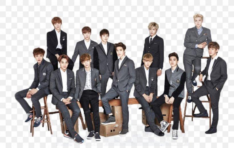 Exo Wolf Musician Desktop Wallpaper Png 831x526px Exo