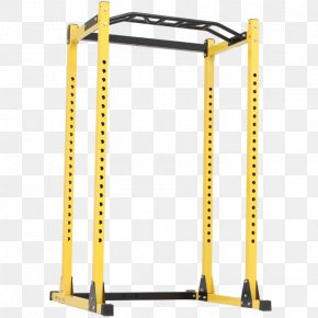 Rack 'em - Power Rack CrossFit Physical Fitness Exercise Weight Training PNG
