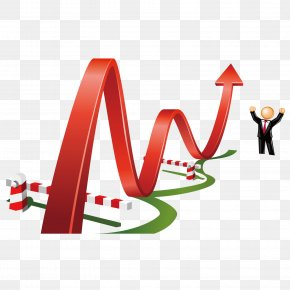 Waveform Arrow - Industry Investor East Money Information Co., Ltd. Stock PNG