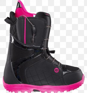 Boot - Snow Boot Hiking Boot Shoe Walking PNG