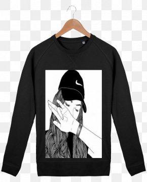T-shirt 3d - T-shirt Bluza Sweater Sleeve Clothing PNG