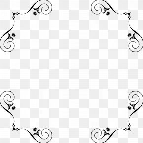 Luxury Frame - Picture Frames Borders And Frames Clip Art PNG
