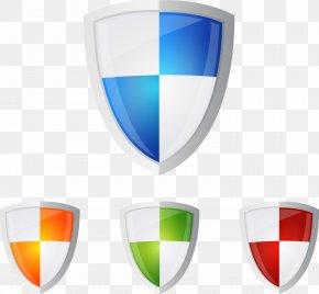 Vector Shield - Shield Euclidean Vector Icon PNG