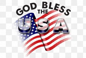 United States Of America God Bless The U.S.A. Flag Of The United States Image God Bless America PNG
