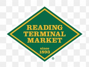Usborne Reading Graphics - Reading Terminal Market Reading Terminal And Trainshed Logo Tootsie's Salad Express Reading Company PNG