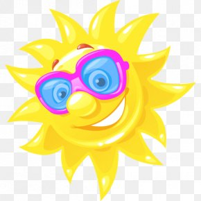 Summer Camp - Smile Emoticon Summer Camp Clip Art PNG