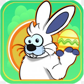 Easter Bunny - Easter Bunny Bubble Blast Easter Doodle Jump Easter Special Domestic Rabbit PNG