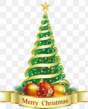 Christmas Tree Photos - Christmas Tree Christmas Ornament Clip Art PNG