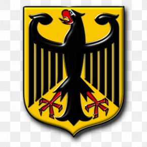 Eagle - Coat Of Arms Of Germany German Empire West Germany East Germany PNG