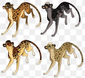Cheetah - Lion Cheetah Cat DeviantArt PNG
