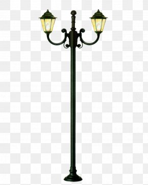 Street Light Transparent - Street Light Lighting Clip Art PNG
