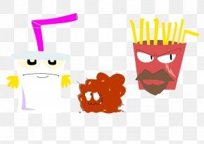 Aqua Teen Hunger Force - Frylock Meatwad Master Shake Milkshake Character PNG