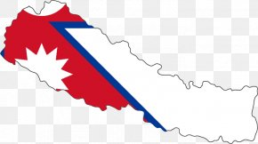 Flag - Flag Of Nepal National Flag Map PNG