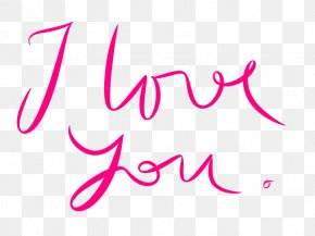 I Love You - Love Clip Art PNG