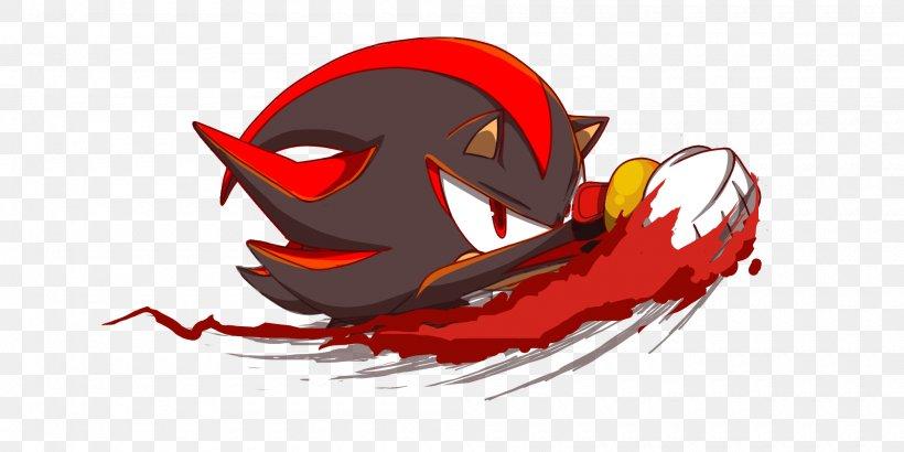 Shadow The Hedgehog Sonic The Hedgehog Character Desktop Wallpaper Png 2000x1000px Shadow The Hedgehog Cartoon Character