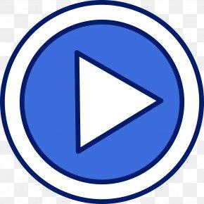 Pause Button - Video Clip Clip Art PNG