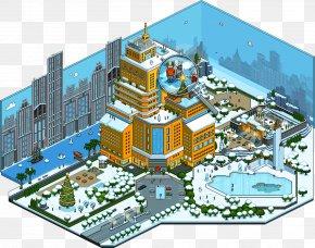 Hotel - Habbo Hotel Game Mafia Wars Virtual World PNG