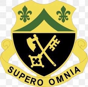 Abram Banner - 81st Armor Regiment Distinctive Unit Insignia Battalion United States Of America PNG