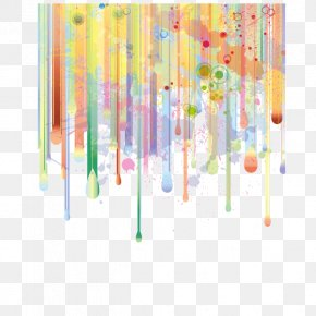 Gradient,Background Decorative Pattern,poster,banner Background,line - Watercolor Painting Royalty-free Illustration PNG