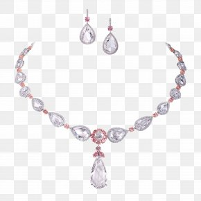 Necklace - Necklace Gemstone Jewellery Chain Pearl PNG