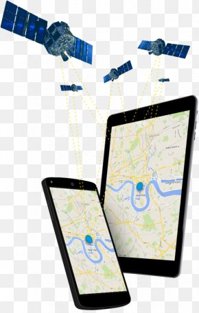 Android - Android Satellite Navigation Geolocation Handheld Devices Receiver PNG