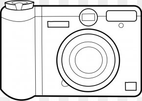 Movie Camera Icon - Video Cameras Coloring Book Photography PNG