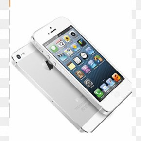 Apple - IPhone 5 Apple Smartphone Telephone PNG