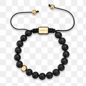 Gold Ball Bracelet - Bracelet Onyx Gold Jewellery Gemstone PNG