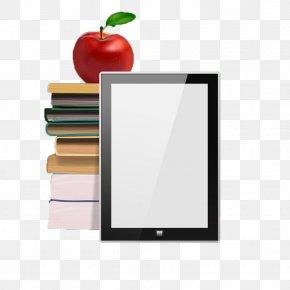 Paper Book EBook - Paper E-book Illustration PNG