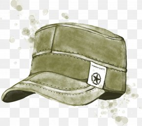 Hat - Veterans Day Military PNG