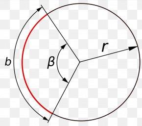 Sector - Circle Arc Circular Sector Cirkelbue Area PNG