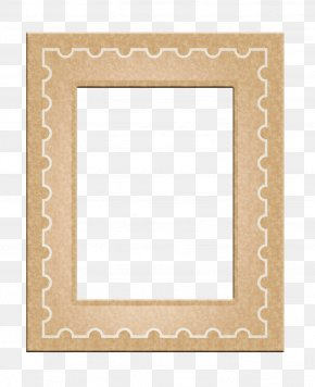 Simple Vintage Frame Border - Picture Frame Stock Photography PNG