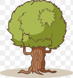 Tree - Tree Euclidean Vector Drawing PNG
