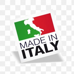 Italy - Made In Italy Brand Quality PNG