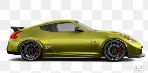 Car - Nissan 370Z Compact Car Mid-size Car Motor Vehicle PNG
