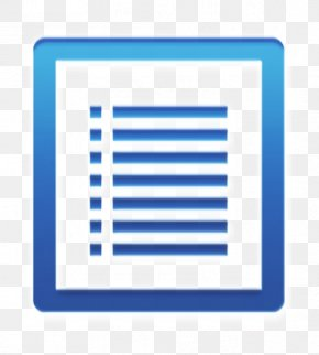 Rectangle Sheet Icon - Document Icon File Icon Filetype Icon PNG