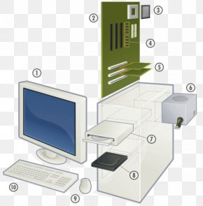 Computer - IBM Personal Computer Computer Hardware Microcomputer PNG