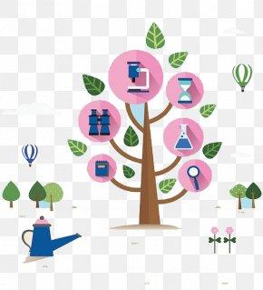 Wisdom Tree Icon Element - Tree PNG