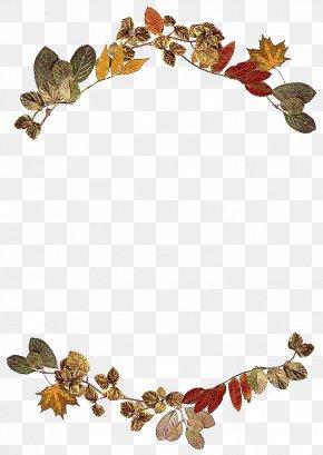Leaf Frame - Wedding Invitation Picture Frames Leaf Baby Shower PNG
