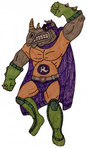 Rhino - Vertebrate Cartoon Character PNG