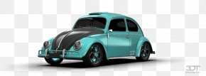 Car - Volkswagen Beetle City Car Automotive Design PNG