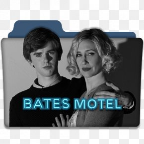 Teen Wolf - Freddie Highmore Vera Farmiga Bates Motel Norman Bates Norma Bates PNG