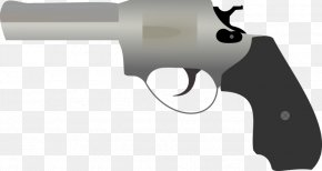 357 Magnum - Trigger Revolver Firearm .357 Magnum Ranged Weapon PNG