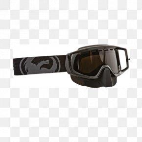 Flying Debris - Goggles Glasses Motorcycle Snowmobile Velomotors PNG