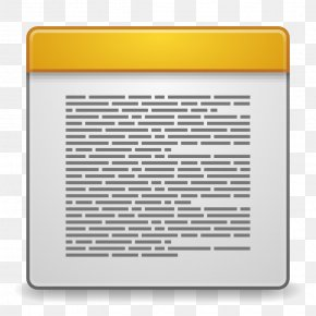 Apps Accessories Text Editor - Text Brand Material Yellow PNG