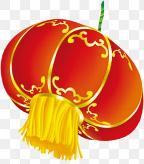 New Year New Year Chinese New Year Element - Lantern Chinese New Year Lunar New Year U5927u7d05u71c8u7c60 PNG