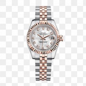 Rolex Wrist Watches Women Table Table Pink Roses - Rolex Datejust Rolex Submariner Watch Replica PNG