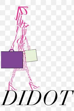 Layout Poster - Fashion Clothing Dress Blog Model PNG