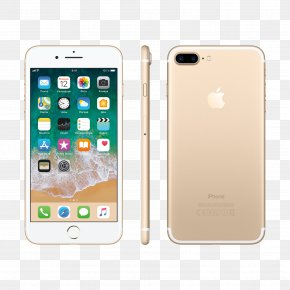 Apple - Apple IPhone 7 Plus Rose Gold 4G PNG