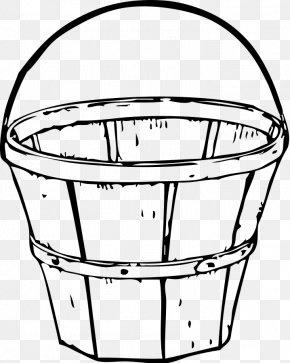 Basketball Court Clipart - Easter Basket Picnic Basket Clip Art PNG